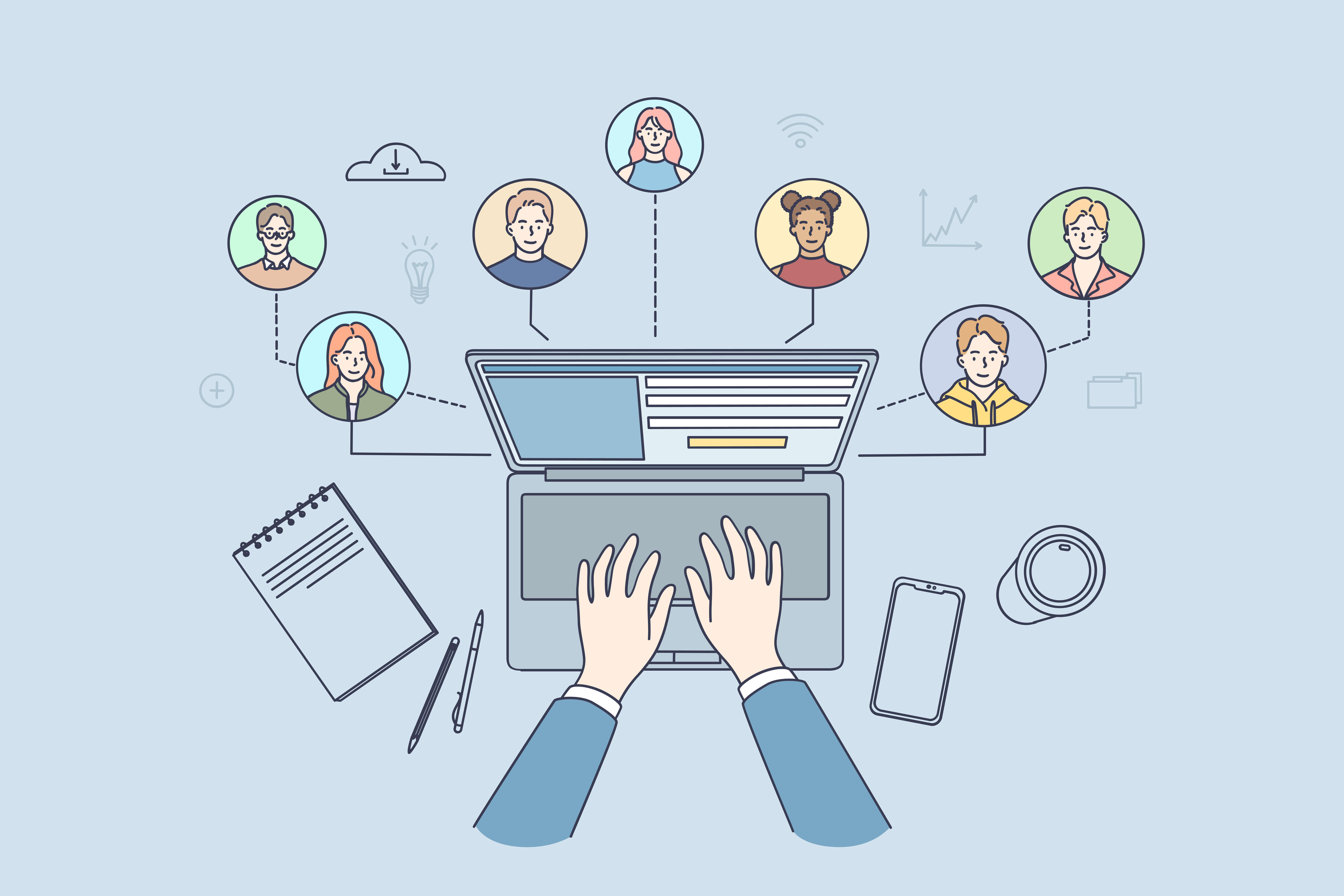 仕事選びと企業調査